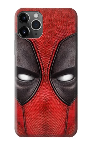 Printed Deadpool Mask iPhone 11 Pro Case