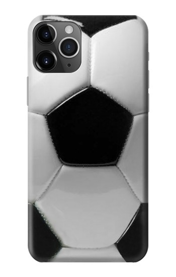 Printed Soccer Football Ball iPhone 11 Pro Case