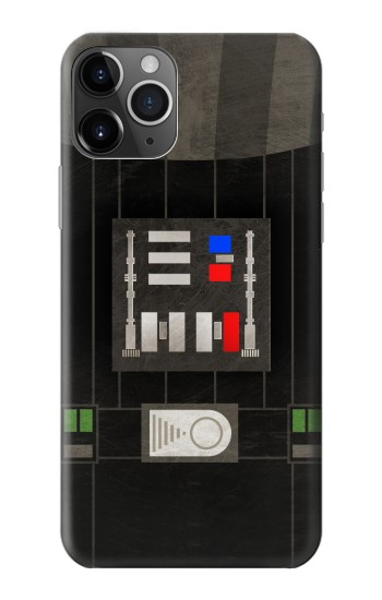 Printed Darth Vader Chest Plate iPhone 11 Pro Case