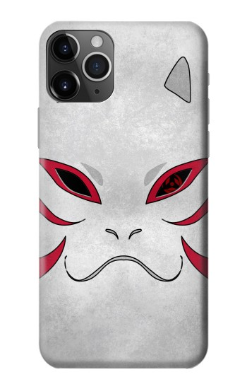 Printed Naruto Kakashi Hatake Anbu Mask iPhone 11 Pro Case