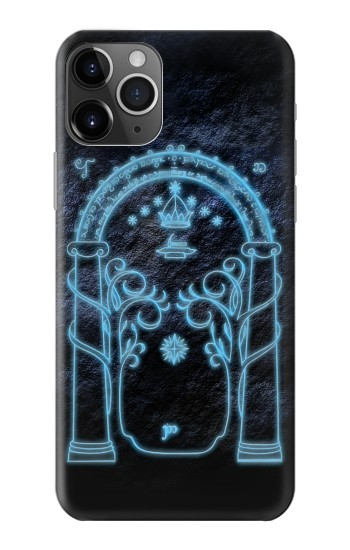 Printed Lord of The Rings Mines of Moria Gate iPhone 11 Pro Case