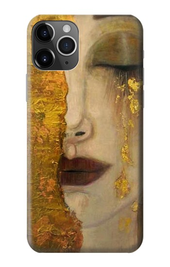 Printed Gustav Klimt Golden Tears iPhone 11 Pro Case