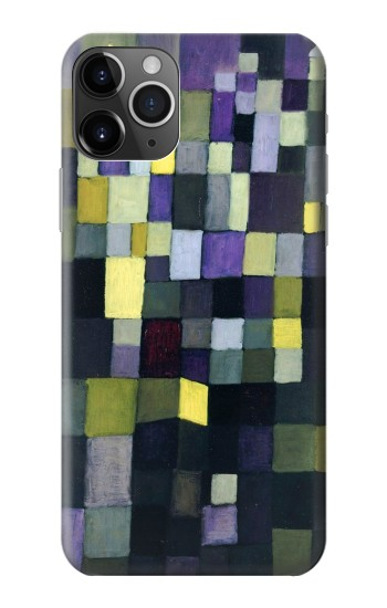 Printed Paul Klee Architecture iPhone 11 Pro Case