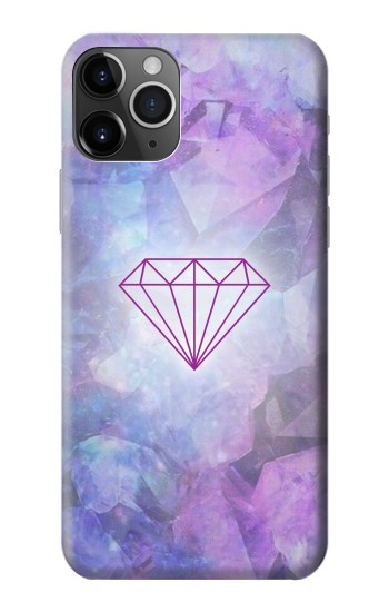 Printed Diamond iPhone 11 Pro Case