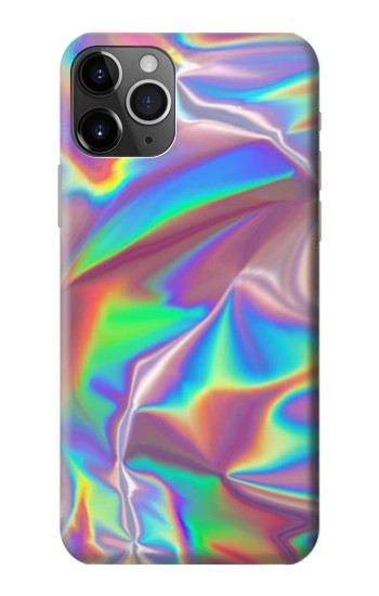 Printed Holographic Photo Printed iPhone 11 Pro Case