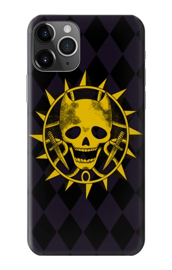 Printed Jojo Kira Killer Queen iPhone 11 Pro Case