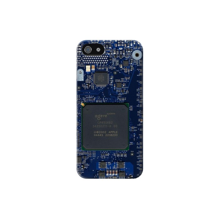 Printed Board Circuit Iphone 5C Case