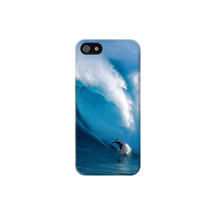Printed Hawaii Surf Iphone 5C Case