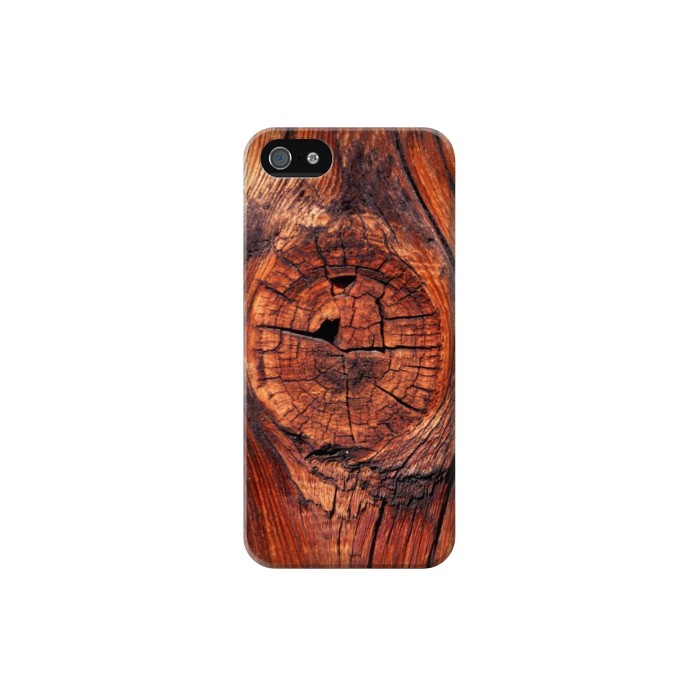 Printed Wood Iphone 5C Case