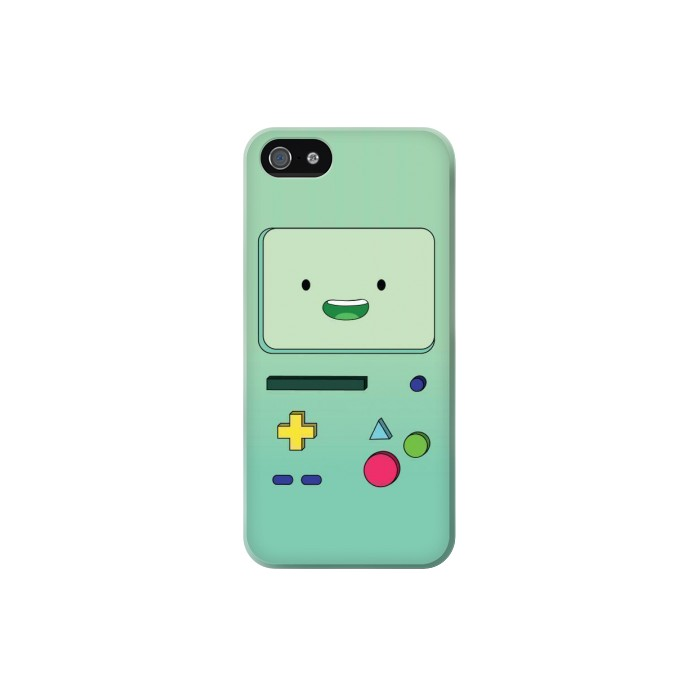 Printed Adventure Time Bibo Iphone 5C Case