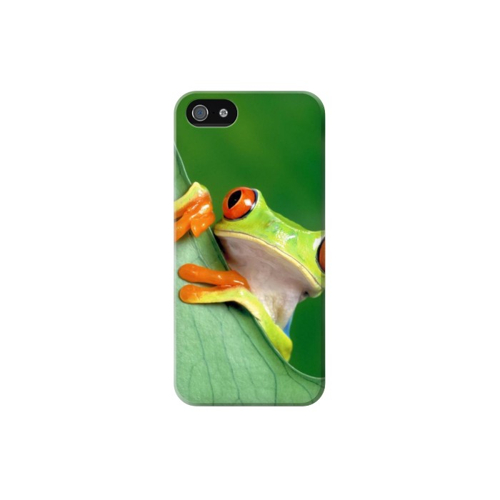 Printed Little Frog Iphone 5C Case