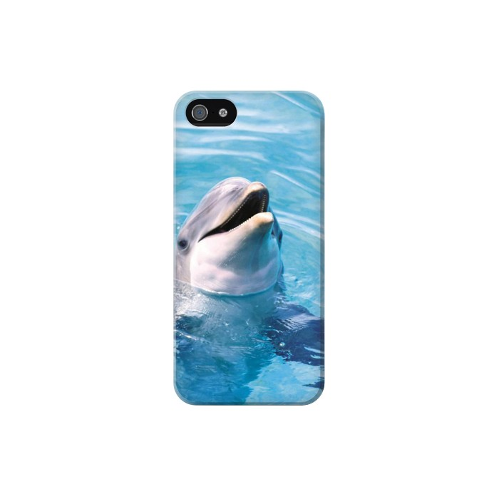 Printed Dolphin Iphone 5C Case