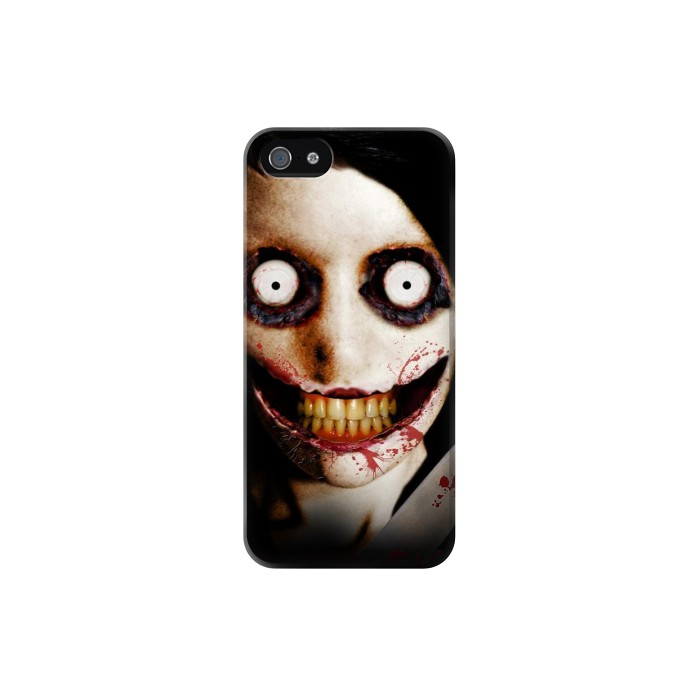 Printed Jeff the Killer Iphone 5C Case