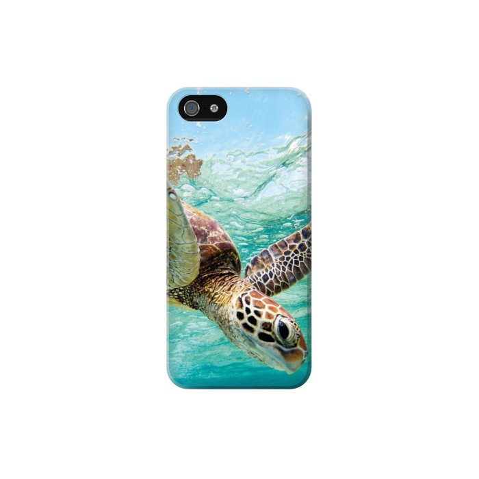 Printed Ocean Sea Turtle Iphone 5C Case