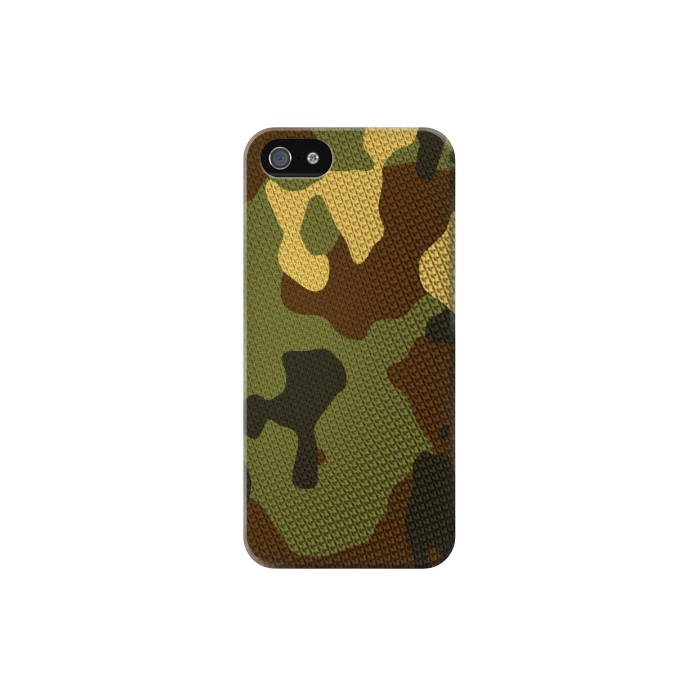 Printed Camo Camouflage Graphic Printed Iphone 5C Case