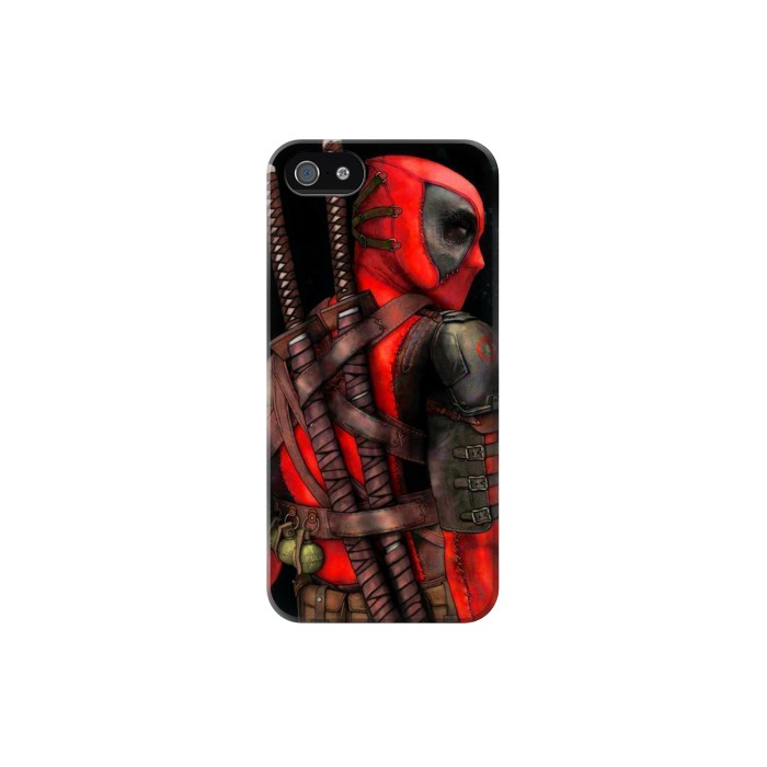 Printed Deadpool 2 Iphone 5C Case
