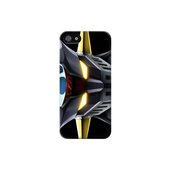 Printed Mazinger Z Iphone 5C Case