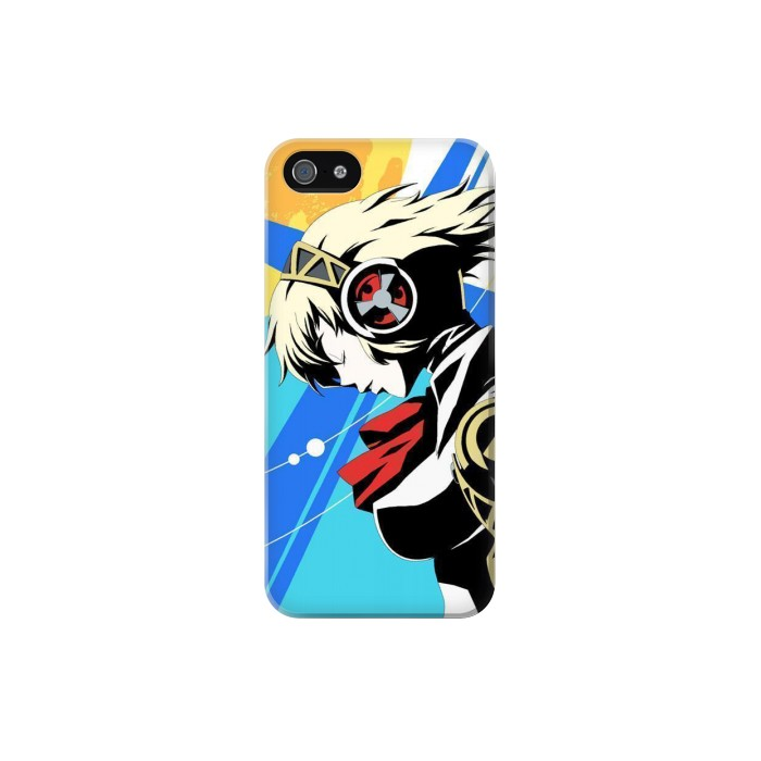 Printed Persona 3 Aegis Iphone 5C Case