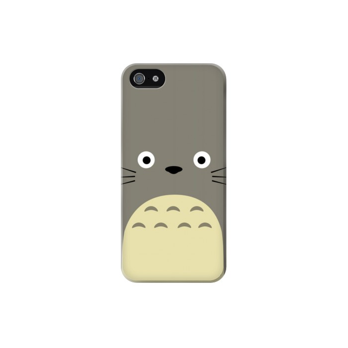 Printed My Neighbor Totoro Minimalist Iphone 5C Case