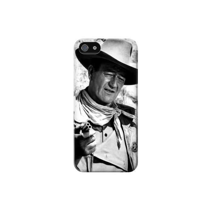 Printed John Wayne The Searchers Iphone 5C Case