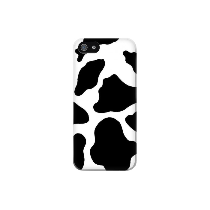 Printed Seamless Cow Pattern Iphone 5C Case