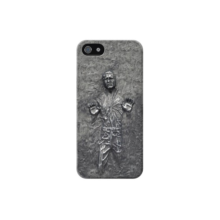 Printed Han Solo in Carbonite Iphone 5C Case