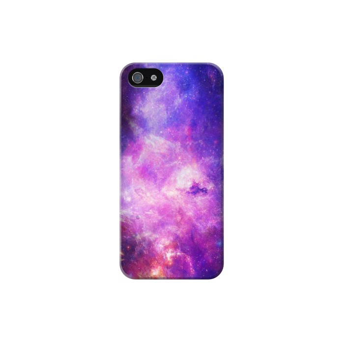 Printed Milky Way Galaxy Iphone 5C Case