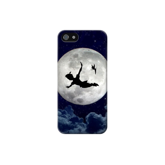 Printed Peter Pan Iphone 5C Case