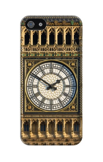 Printed London Big Ben Graphic Printed Iphone 5C Case