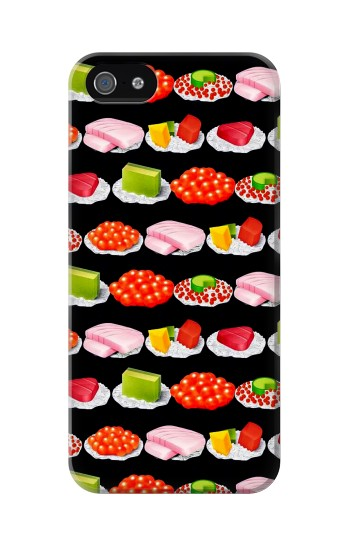 Printed Sushi Pattern Iphone 5C Case