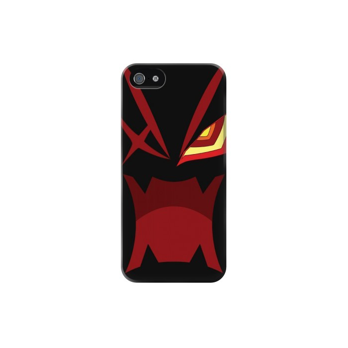Printed Kill la Kill Kamui Minimalist Iphone 5C Case