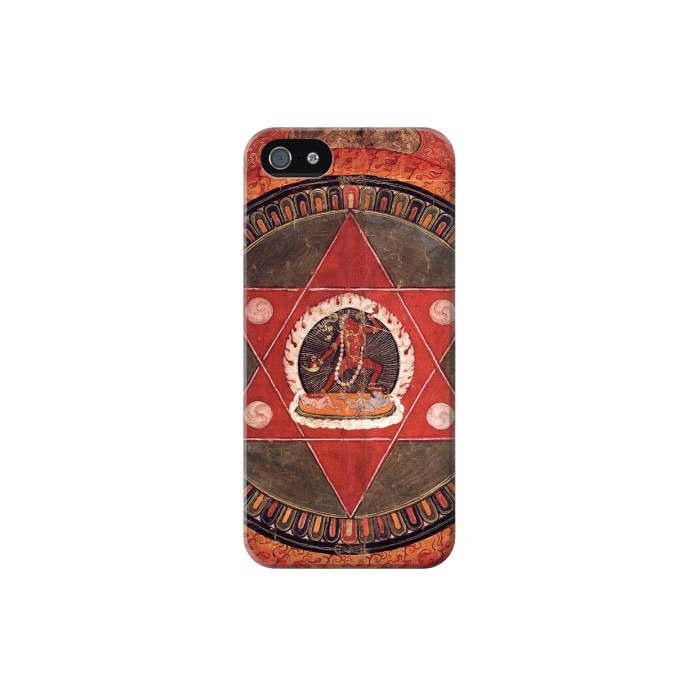 Printed Tibetan Mandala of the Naropa Tradition Iphone 5C Case