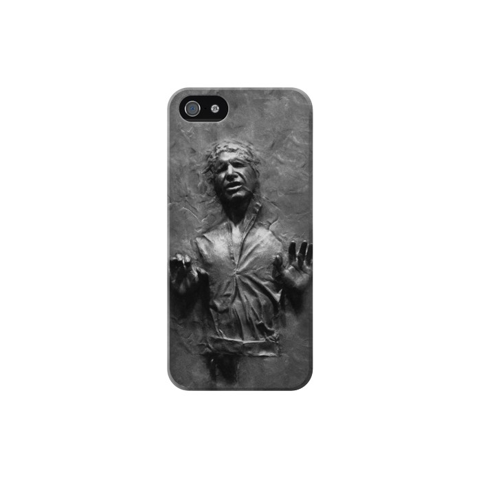 Printed Han Solo Frozen in Carbonite Iphone 5C Case