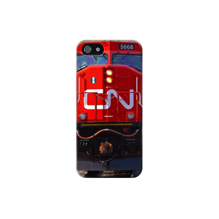 Printed Train Canadian National Railway Iphone 5C Case