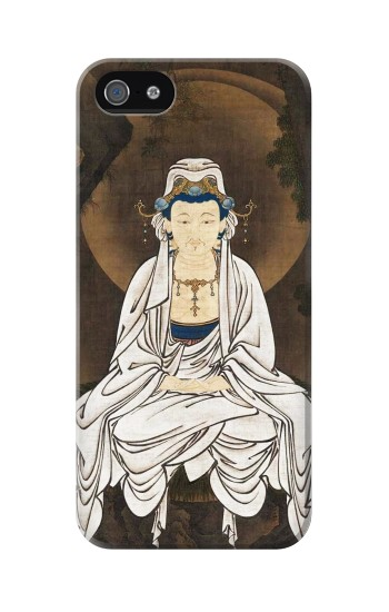 Printed Kano White Robed Kannon Iphone 5C Case