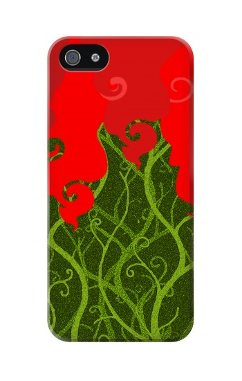 Printed Poison Ivy Minimalist Iphone 5C Case