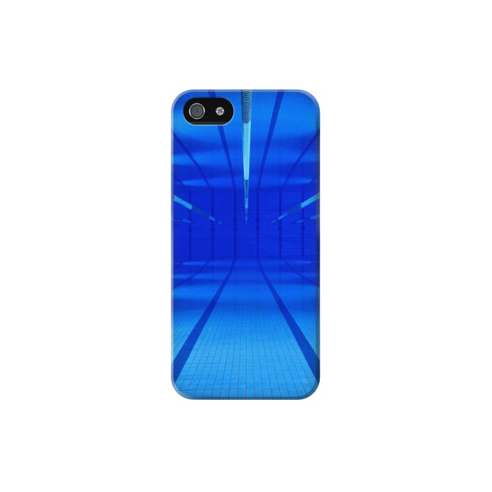 Printed Swimming Pool Under Water Iphone 5C Case