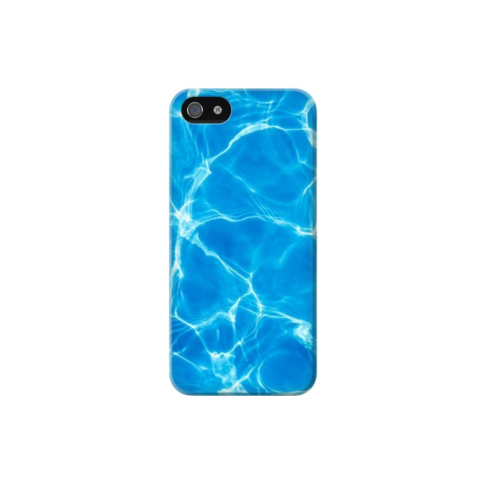 Printed Blue Water Swimming Pool Iphone 5C Case