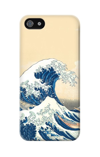 Printed Under the Wave off Kanagawa Iphone 5C Case