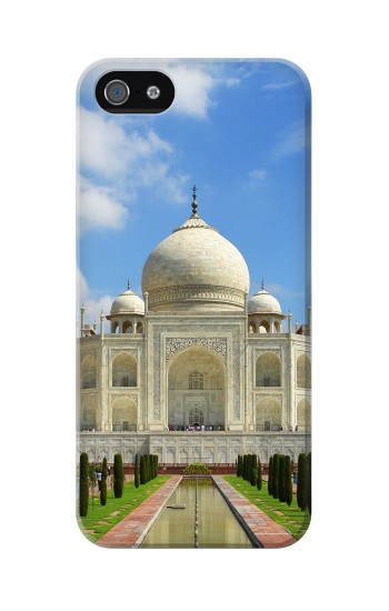 Printed Taj Mahal Iphone 5C Case