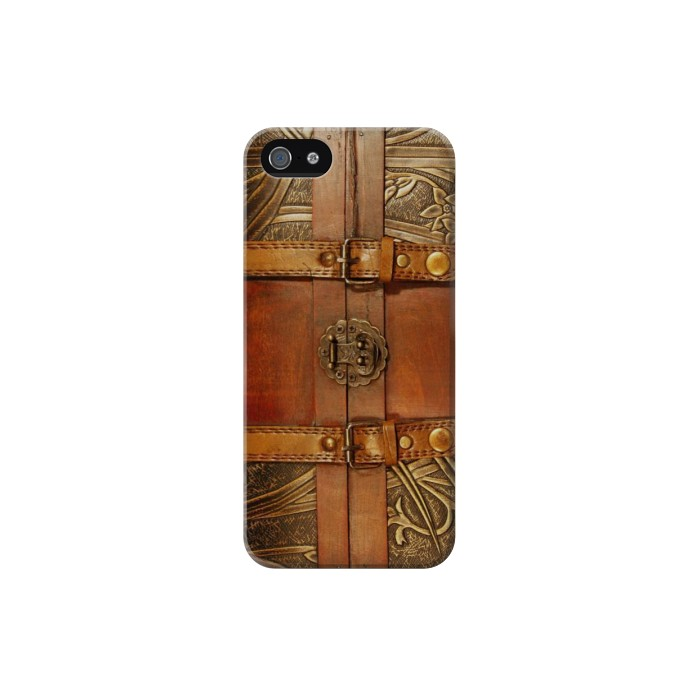 Printed Treasure Chest Iphone 5C Case