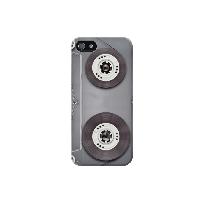 Printed Cassette Tape Iphone 5C Case