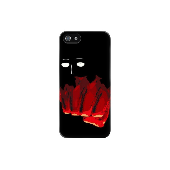 Printed One Punch Man Fight Iphone 5C Case