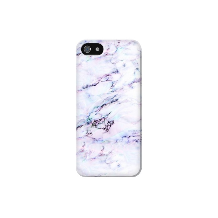 Printed Seamless Pink Marble Iphone 5C Case