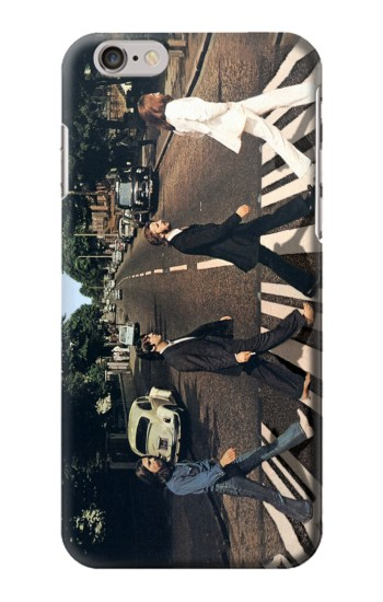 Printed The Beatles Abbey Road Iphone 6 plus Case