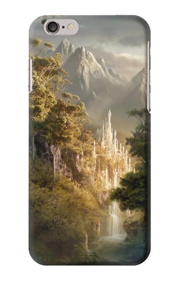 Printed Fantasy Art Iphone 6 plus Case