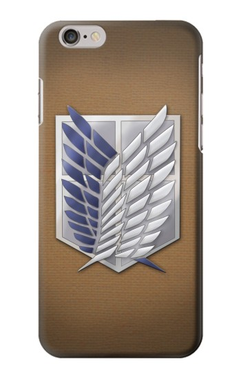 Printed Recon Troops Attack on Titan Iphone 6 plus Case