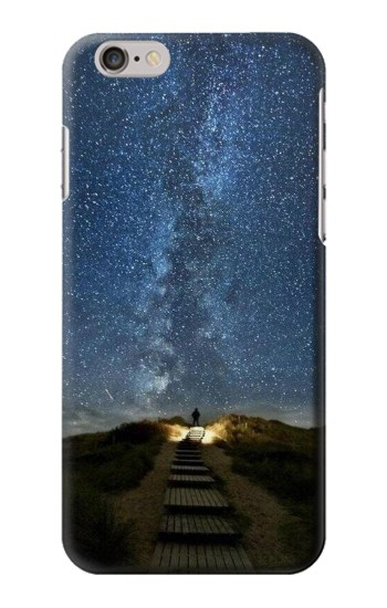Printed Stairway to Heaven Iceland Iphone 6 plus Case