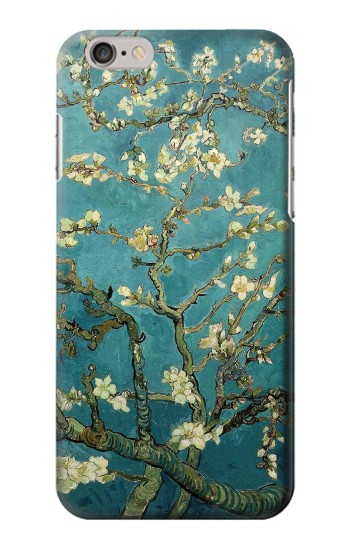 Printed Blossoming Almond Tree Van Gogh Iphone 6 plus Case