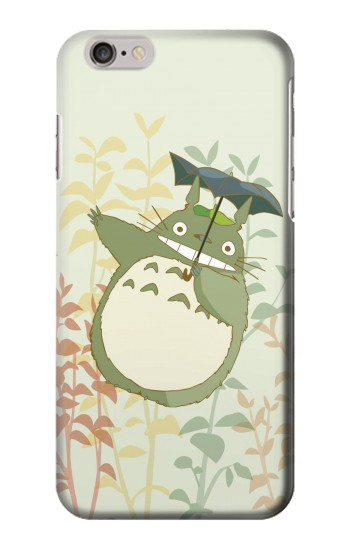 Printed My Neighbor Totoro Iphone 6 plus Case